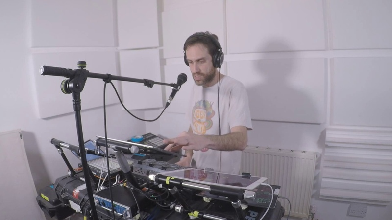 Live stream ting - practicing for my bi-annual residency at Gretchen, Berlin Thursday 9th May