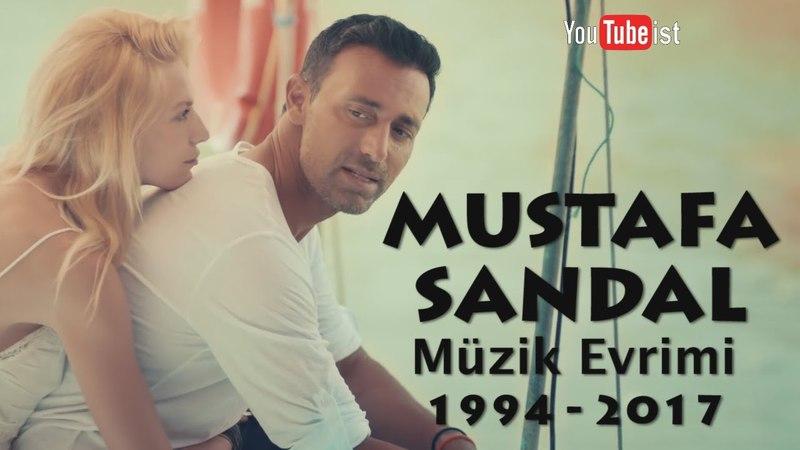 Mustafa Sandal Müzik Evrimi | 1994 - 2017 Videografi