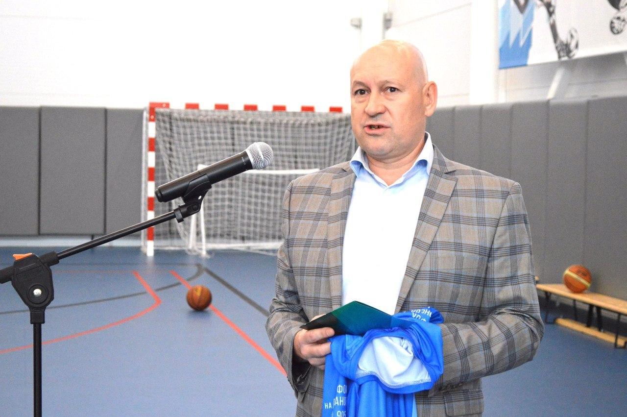 Поздравляем Игоря Слабунова!