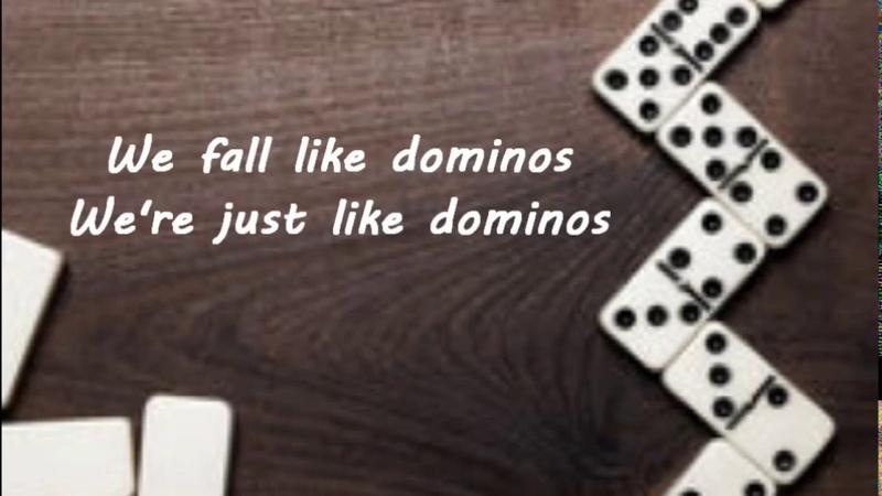 The Domino Effect - Elle Vee - Dance Moms Lyrics