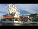 Храм Плай Лаем на Самуи 2018