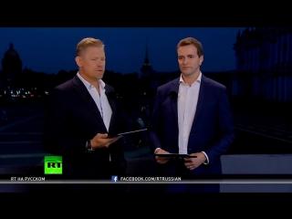 Хорваты разгромили аргентинцев: обзор Петера Шмейхеля в эфире RT
