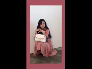 190321 Samantha Thavasa Korea Insta Story Update
