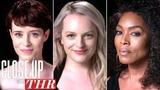 Drama Actresses Roundtable Angela Bassett, Elisabeth Moss, Claire Foy, Thandie Newton THR