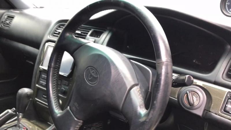 Видеообзор Toyota Chaser JZX100 Tourer V