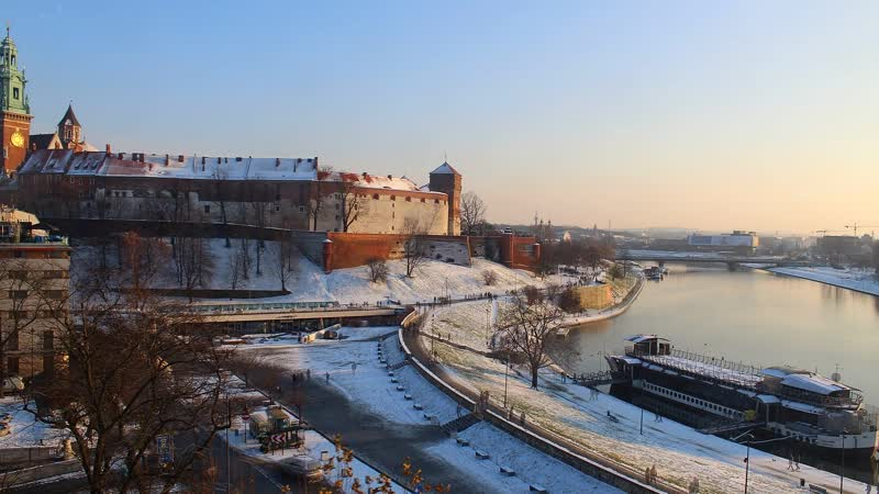 Польша, Краков, отель Sheraton Grand Krakow