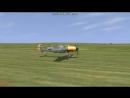 Взлёт с аэродрома крюки-трюки финальный фэйл
