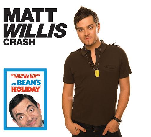 Matt Willis альбом Crash