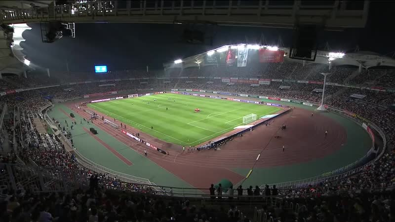 대한민국 vs. 우루과이 _ Full 후반전 - 2014.09.08