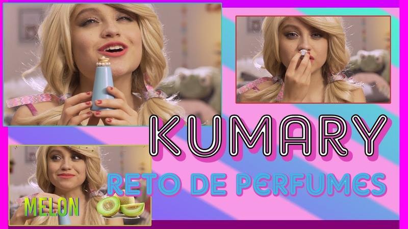 Karol Sevilla | Kumari Reto de Perfumes | KumaryRetoDePerfumes
