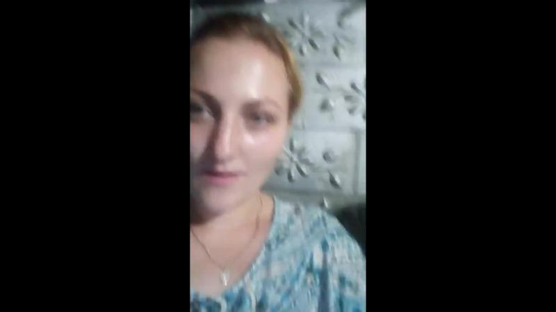Валентина Алейникова - Live