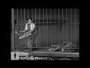 Чарли Чаплин -эпизод со львом -(Цирк)-1928