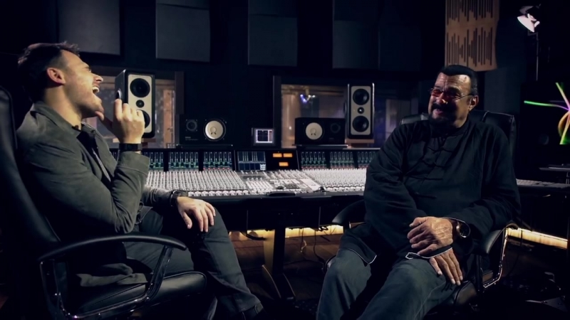 Emin_ Steven Seagal - Boogie Man (Music Video)