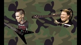 In the army now-Guitar and bass cover