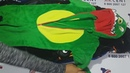 Детские флисовые халаты экстра Англия 288080