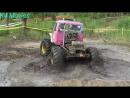 Off-road Truck Race _ mud , water _ Ridala 2017