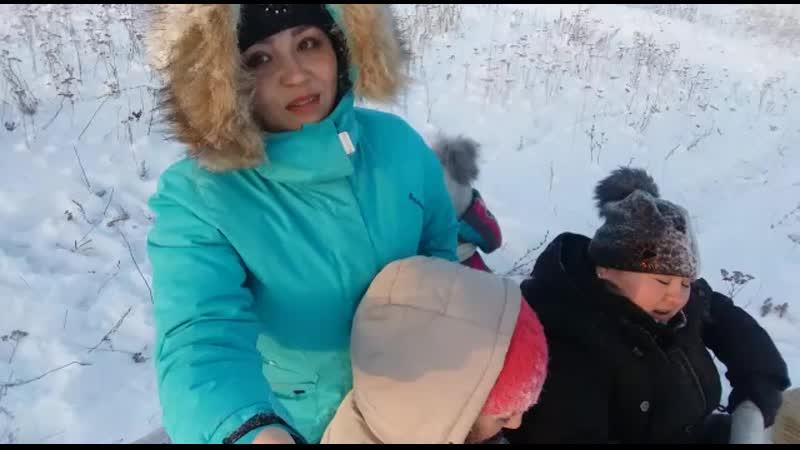 Ахмерово. 2018 год