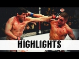 Gilbert Melendez vs. Diego Sanchez  Fight Highlights  HD