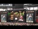 13.07.2018г. Выступление рок-группы Guns N'Roses в Москве, записала не я.