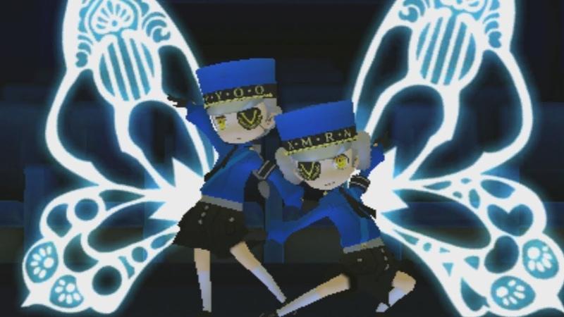 Persona Q2 First Fusion, Main Menu, BGM Menu (JPN) (3DS)