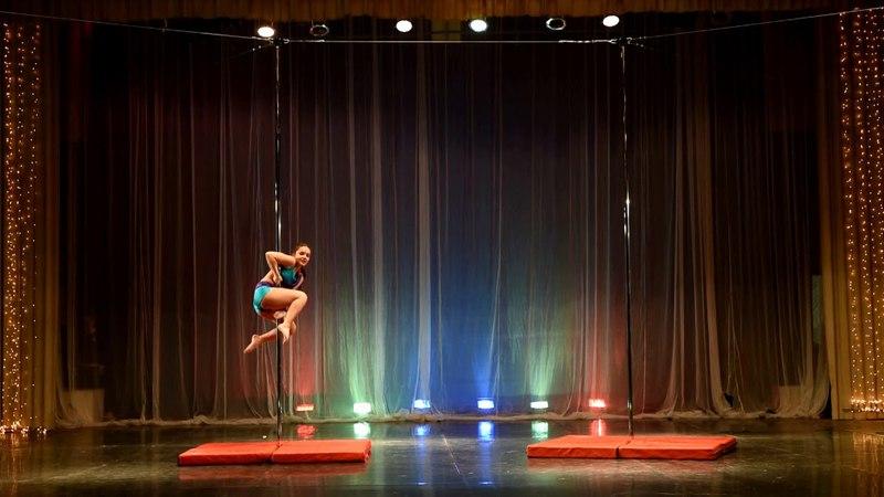 DANCE de VOLE ПИЛОН 29 АПРЕЛЯ 2018 ЧАСТЬ 1