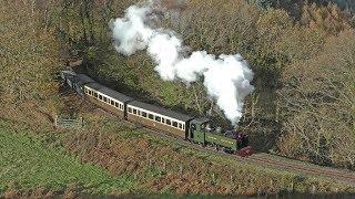 Vale of Rheidol Railway - Photo Charter 10.11.17