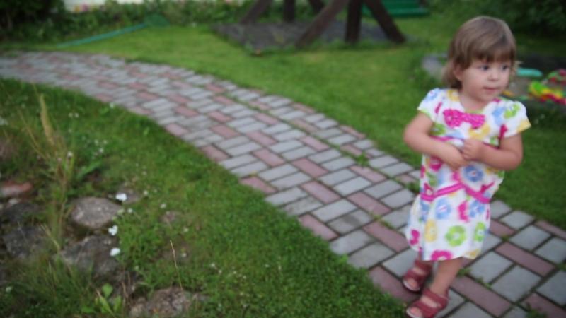 Лизон Тотти 2 годика