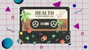 HEALTH - FLESH WORLD (UK) (ALTWAVE 80s / synthwave remix)