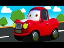 Baby Car Tow Truck 3D Cartoon Video for Toddlers Playlist for Babies by Kids Channel