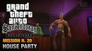 GTA San Andreas Remastered - Mission 20 - House Party (Xbox 360 / PS3)