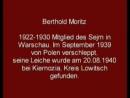 Polnische Verbrechen an Deutschen von 1681 bis 1939