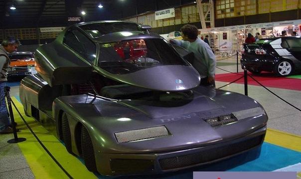 Donatini MB 8 Если вам кажется, что вы видели в этом мире уже всё, то уверяю, что всегда найдется что-то, что сможет удивить вас. Так и с автомобилями. Сегодня мы расскажем вам про один