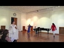 Mrs. Leitchs Strathspey Minuet (The Tribute Duet)