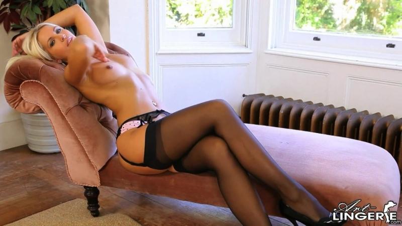 Art Lingerie Jenni P ( erotic, эротика, fetish, фетиш, model, модель, белье, чулки )
