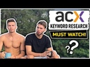 Looking Up Keywords for Audiobooks | ACX Keyword Research