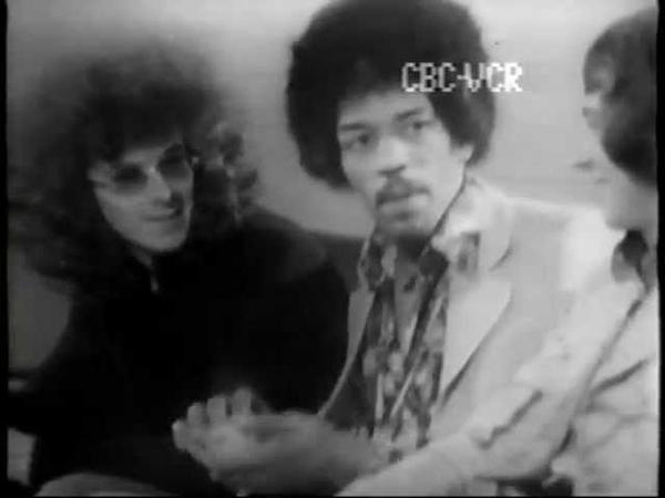 Jimi Hendrix, Vanilla Fudge, Northwest Company on WHERE ITs AT- Jmp4