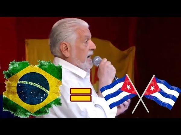 Jaques Wagner afirma que foi um erro não transformar o Brasil em uma CUBA!