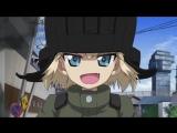Girls und Panzer - The Red Army