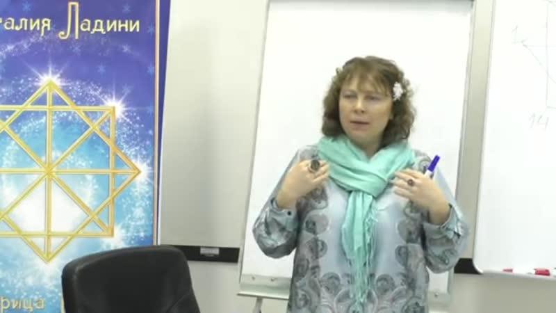 Исцеление судьбы через работу с кармой Рода Наталия Ладини метод Матрица Судьбы