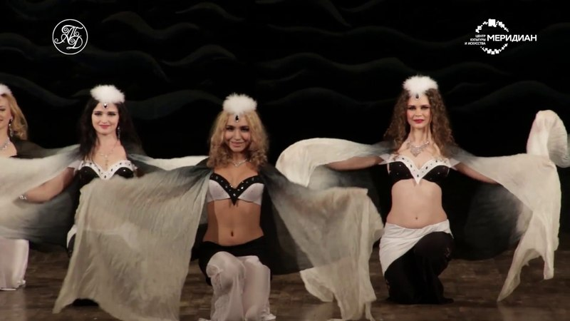 Танец чаек. Ансамбль театра танца Аль-Джана