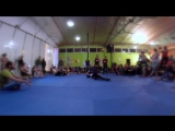 Flying Machines (Ярослав и Маша) at Israel Acro Convention