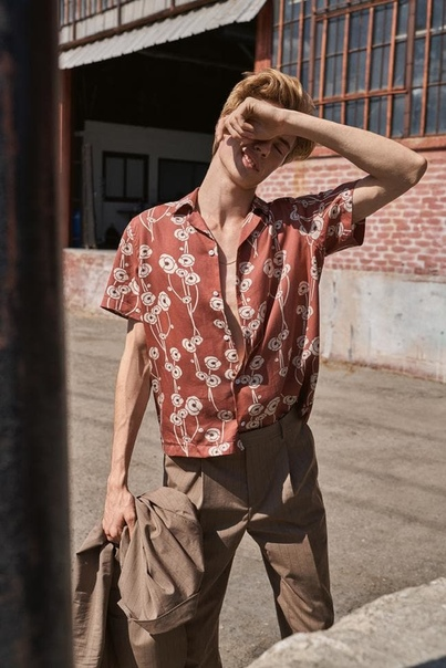 Lucky Blue Smith GQ Australia, December 2018