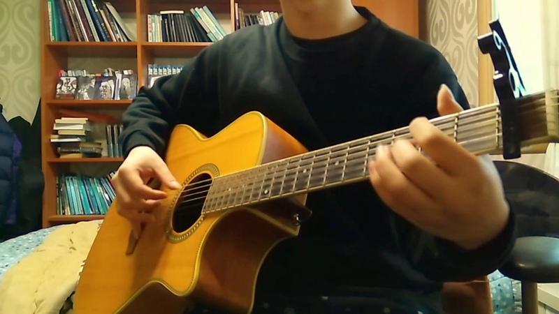 [TAB] 心做し(kokoro narashi) - 마음짓기(acoustic fingerstyle)