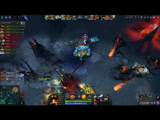 Miracle- Earthshaker Back to Meta at Mid EPIC Echo Slam VS w33 Ember Spirit - Do