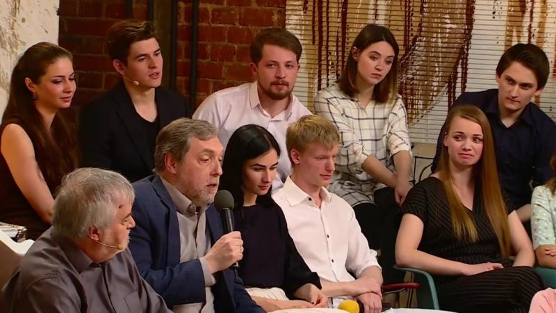 БЛИЖНИЙ КРУГ / Николай СКОРИК