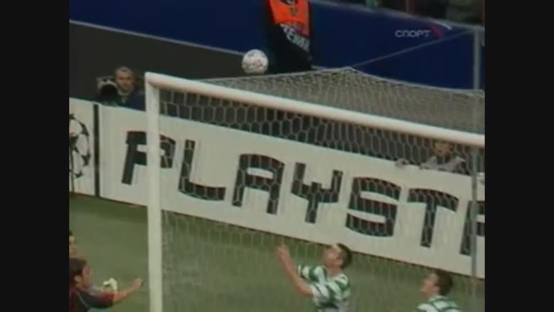 191 CL-2006/2007 AC Milan - Celtic FC 1:0 (07.03.2007) HL