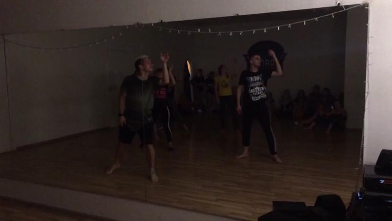 Contemporary by Alex Musikhin | URAGAN DANCE