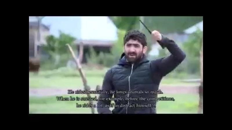 Тогрул Аскеров - ценитель азербайджанских лошадей.