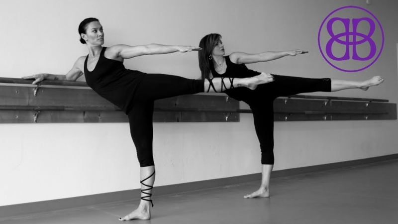 BodyBarre Plie Sideline Workout with Paige Sculpt and Tone your entire lower body