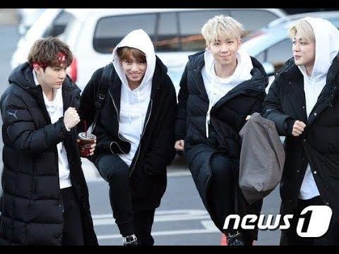BTS 방탄소년단 making their staffs PD laugh so hard 3